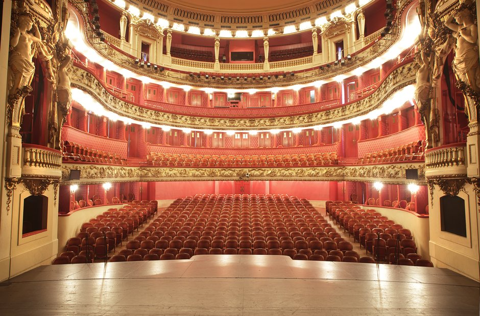 France's most beautiful concert halls - tourist visit