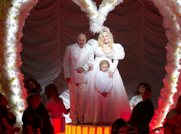 Anna Nicole at the Royal Opera House
