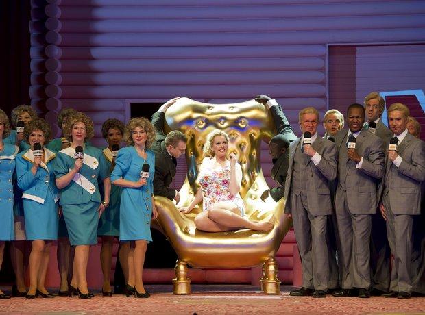 Anna Nicole at the Royal Opera House