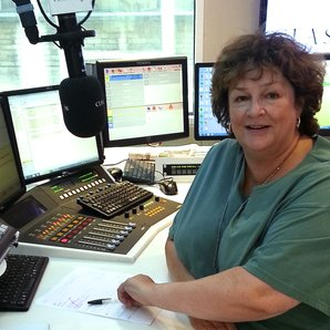 Catherine Bott studio Classic FM