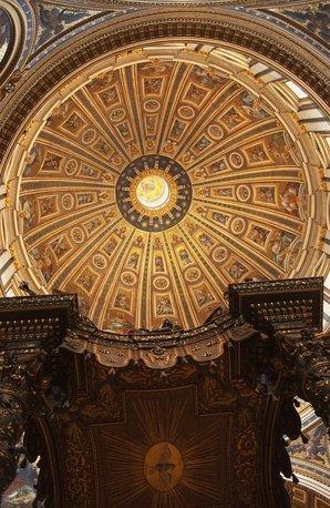 Saint Peter's Rome Vatican Michelangelo
