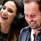 Myleene Klass, Laura Wright and Alfie Boe