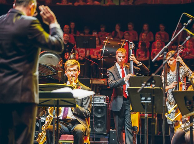 Bernstein Project Performance MFY School Proms