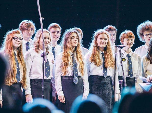 Egglescliffe School Senior Choir School Proms Perf