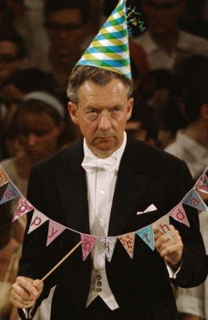 Benjamin Britten Happy Birthday