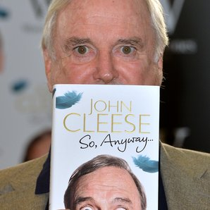 John Cleese So Anyway memoir