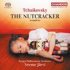 Nutcracker Tchaikovsky Jarvi Bergen