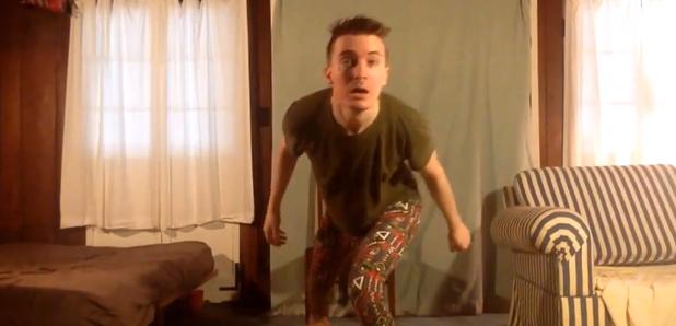 mozart interpretative dance