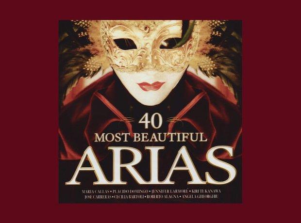 best-selling classical album 2014 40 most beautiful arias
