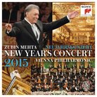 New Year's Day concert Vienna 2015