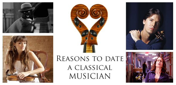 why you should date a classical musician