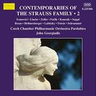 Contemporaries of the Strauss Family Georgiadis