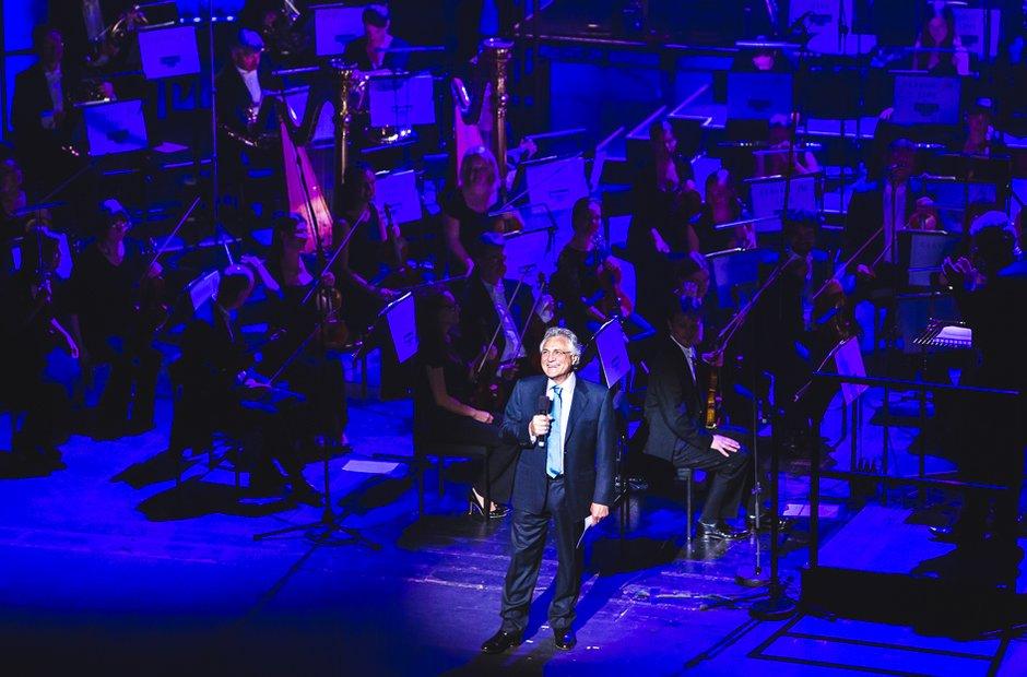 John Suchet at Classic FM Live 2015 Cardiff