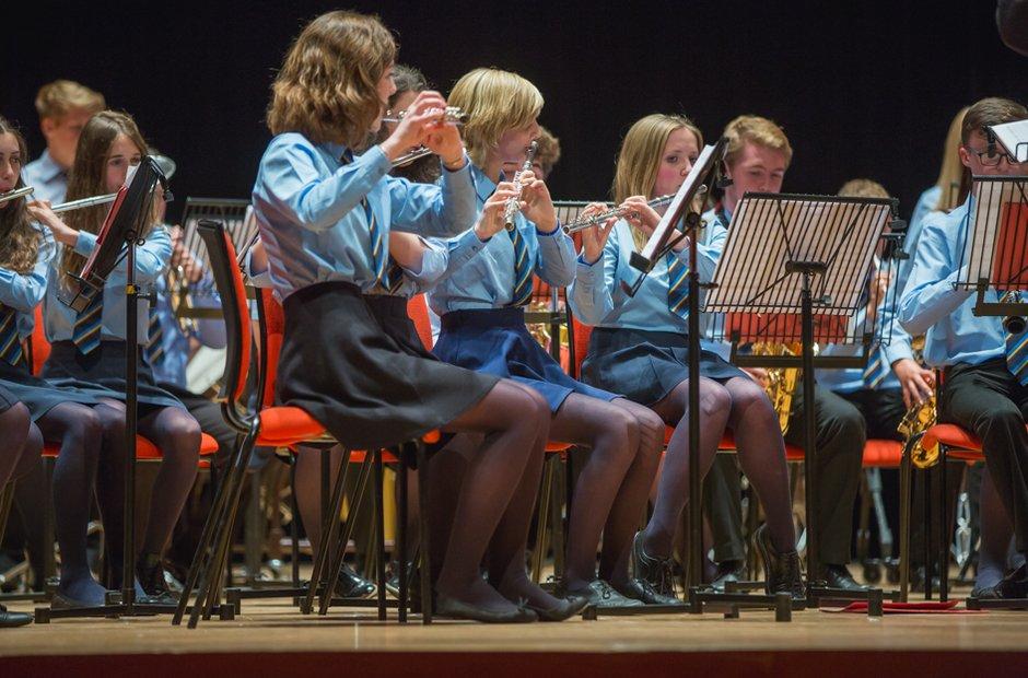 Bassaleg School Wind Band