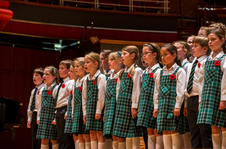 Brackenfield Junior Choir