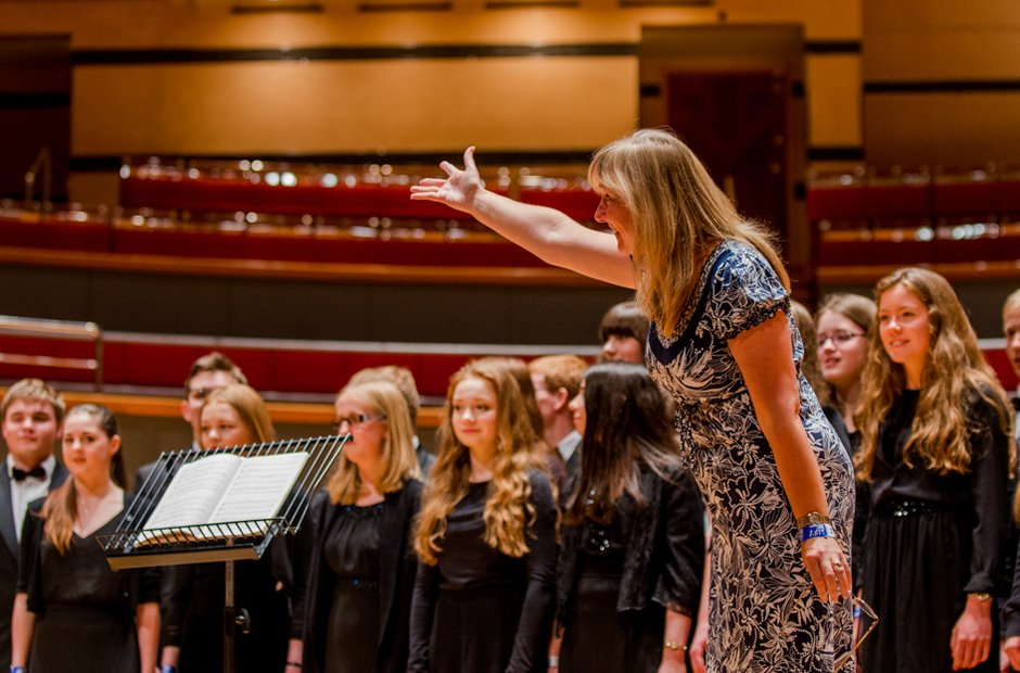 Cardiff County & Vale of Glamorgan Youth Choir