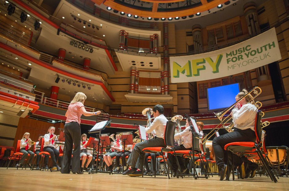 Maybury Primary School Band