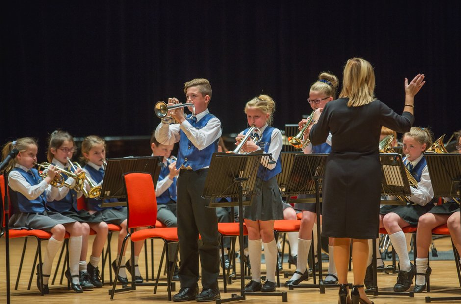St Andrew's C of E Primary School Brass Band