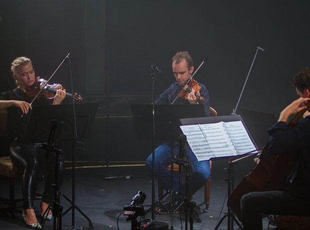 Håkon & Mari Samuelsen: Pure Minimalist Baroque