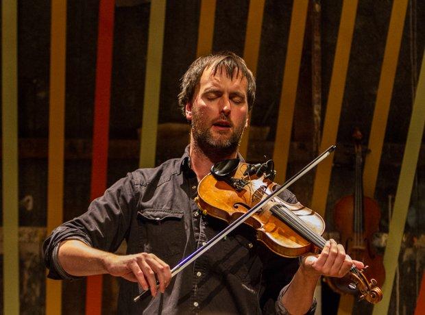 Jon Boden at the Bristol Proms