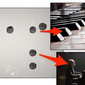 einaudi touch piano
