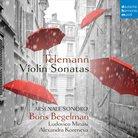 Telemann Violin Sonatas Begelman