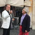 Andre Rieu John Suchet Rome