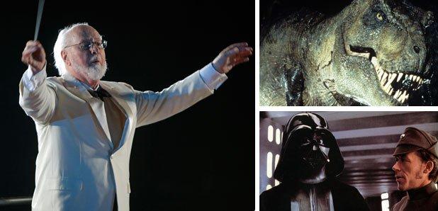 John Williams Jurassic Park ans Star Wars