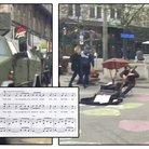 hallelujah cellist brussels