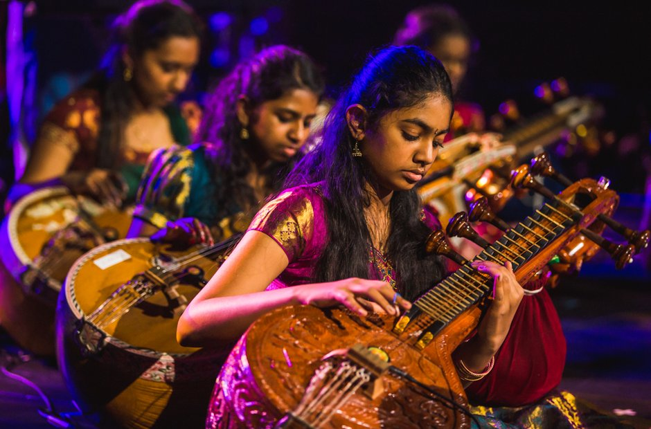 Harrow Tamil Carnatic Orchestra