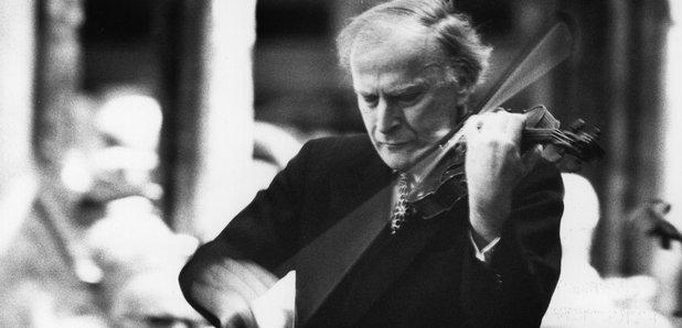 Yehudi Menuhin violinist