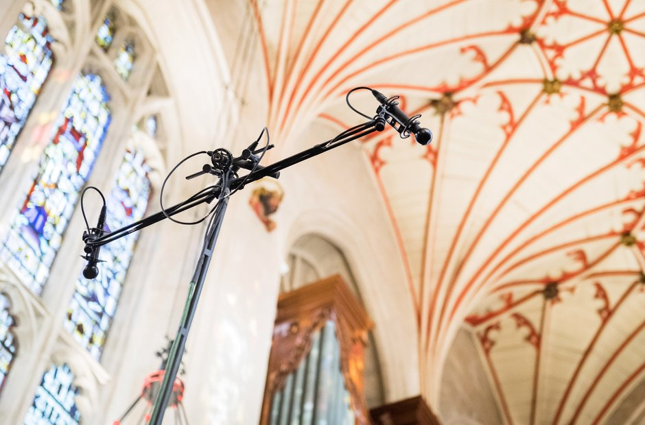 Winchester College Carol Concert