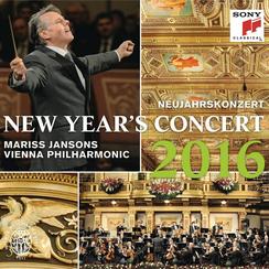 Vienna New Year's Concert 2016