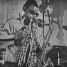 rahsaan rolank kirk plays three saxophones