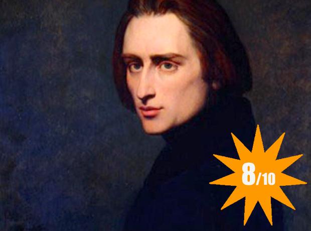 Blue steel Liszt