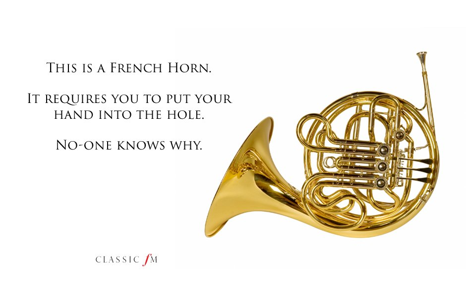 french horn Musical instruments explained: a begin