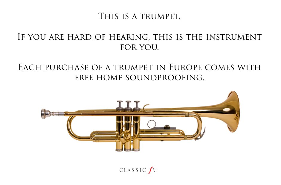 trumpet Musical instruments explained: a beginner'