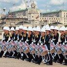Royal Marines Beating Retreat