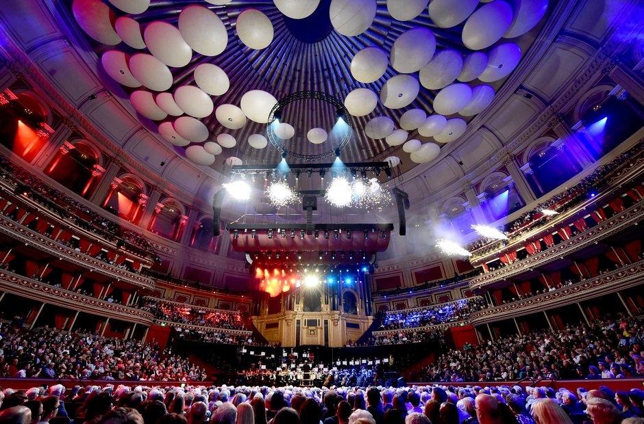 Classic FM Live finale 1812 Overture Royal Albert
