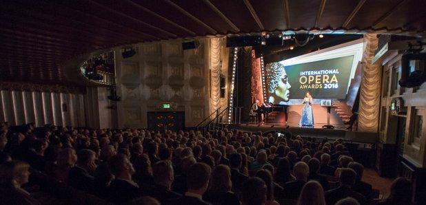 Opera Awards 2016 ceremony
