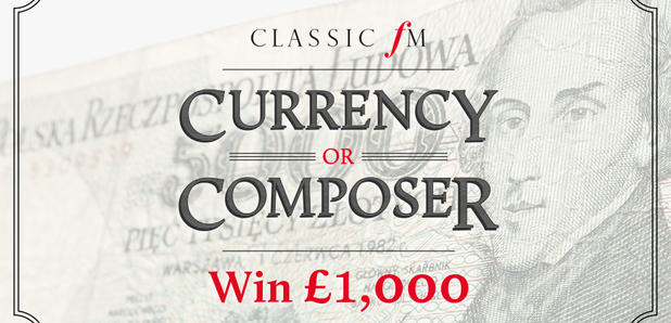 Currency or Composer quiz