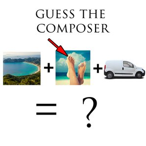 Composer Riddles square