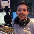 Sam Pittis studio Classic FM