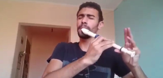 beatboxing flute