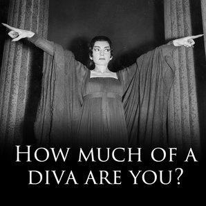 Diva quiz square