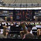 World's biggest orchestra Frankfurt