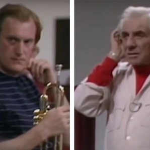 bernstein berates trumpet section