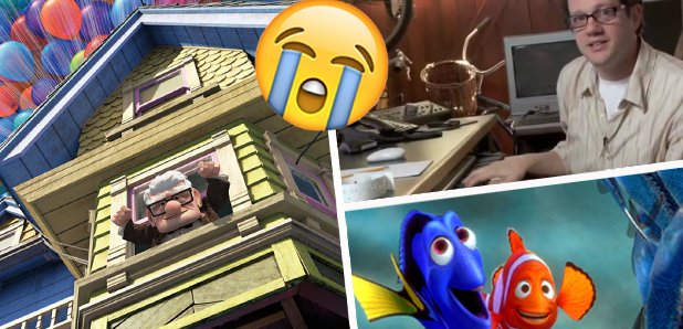 Pixar makes you cry article