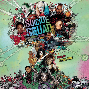 Suicide Squad soundtrack