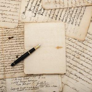 Handwritten letter CRM